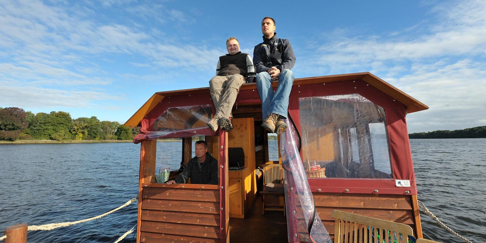 home - tom sawyer - flösse, floßtouren, floßbau, hausboote